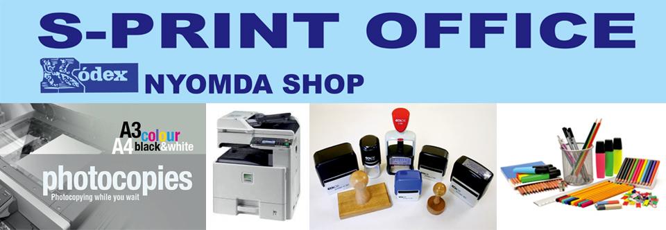 Nyomda Shop